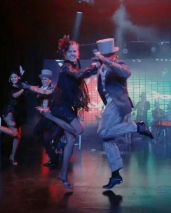Cabaret Dance Show in Dubai