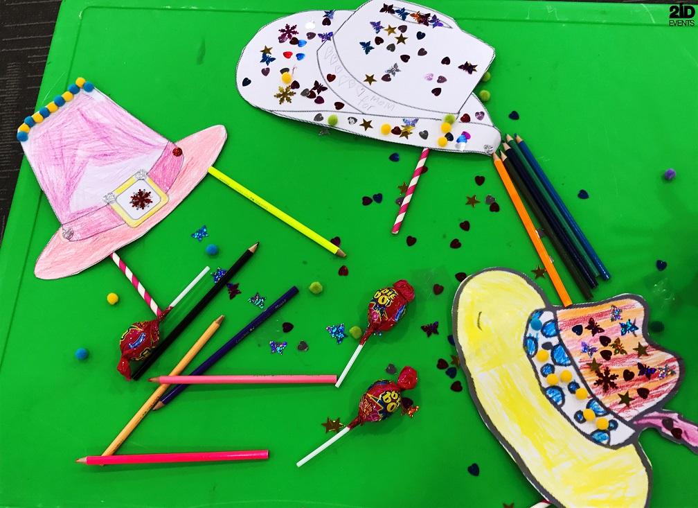 ACTIVITIES FOR KIDS` EVENT