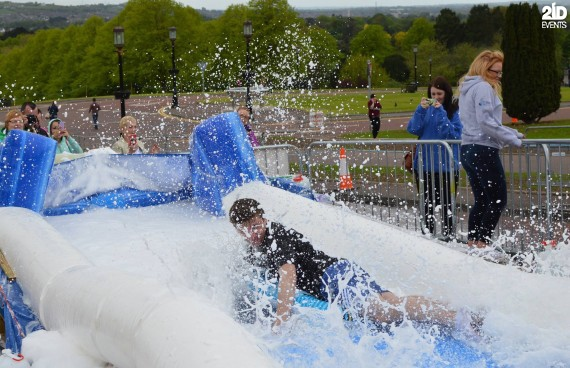 Inflatable Water Slide for special events