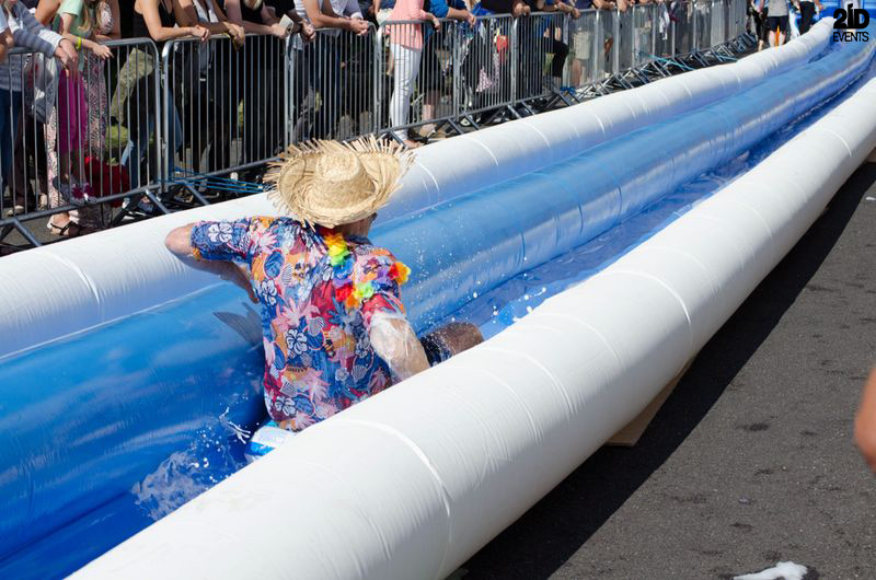 Inflatable Water Slide for themed events