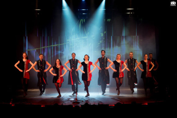 Irish Tap Dance Show for corporate events