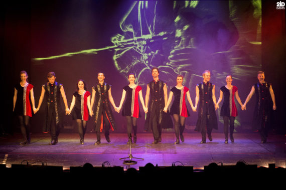 Irish Tap Dance Show for gala dinners