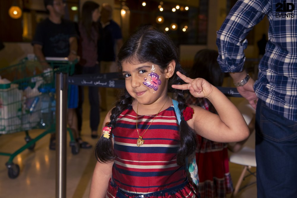 Face Painter and Tattoo art for kids` events