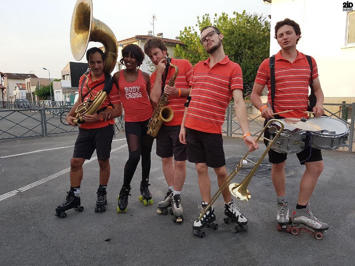 Roller Jazz Twist for mall activities