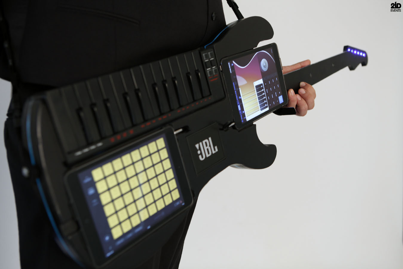 IPad Musicians for private events