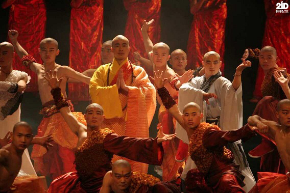 Kung Fu Show for festivals