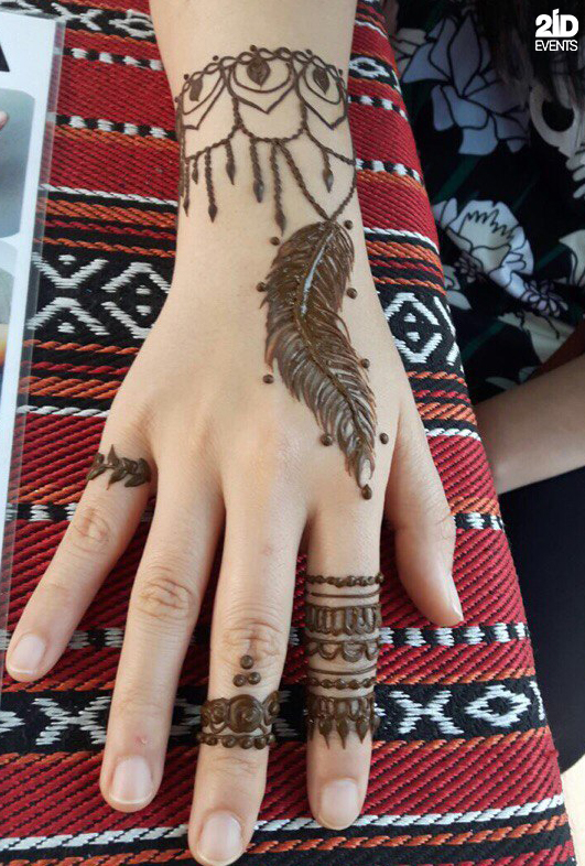 Henna Artist for special events