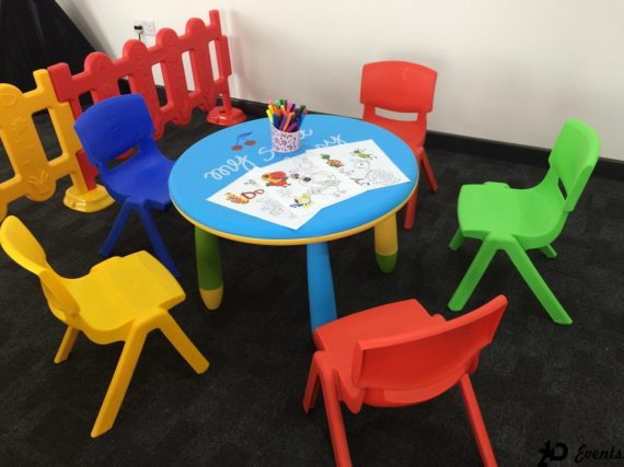 Kids Corner for themed events