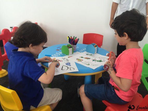 Kids Corner for kids events