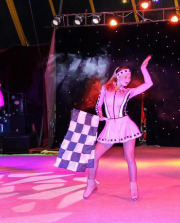 Circus on Ice in the UAE