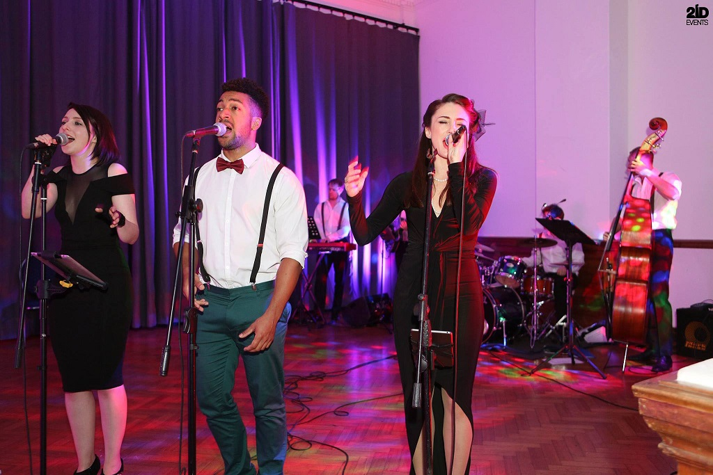 Retro Cover Band for special events