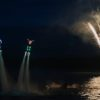 LED Flyboard Show in the UAE