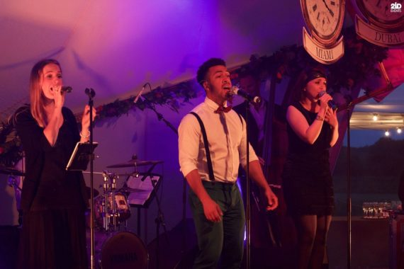 Retro Cover Band for corporate events