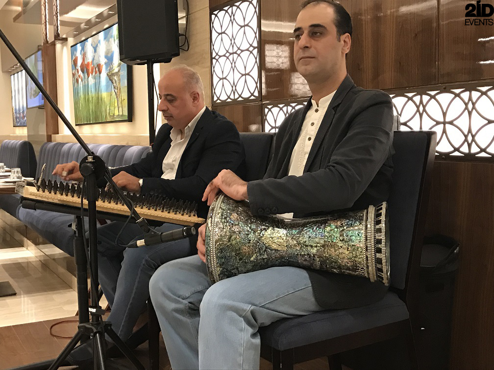 Arabic band for private events