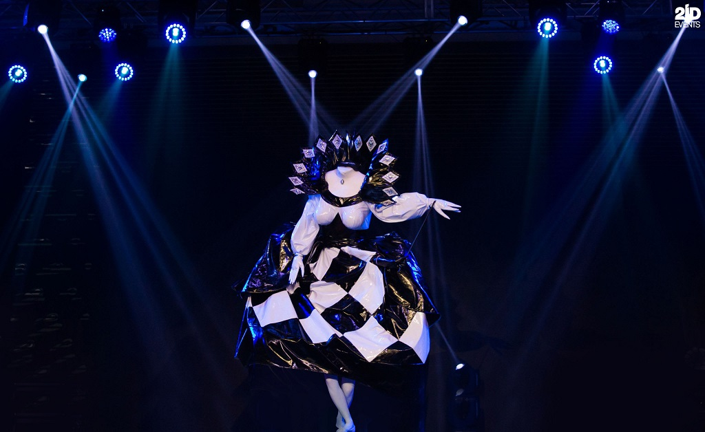 Chess show for themed events