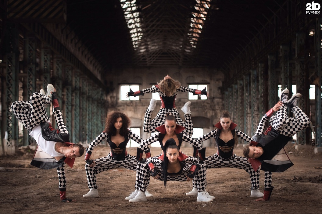 Acrodance Group for special events