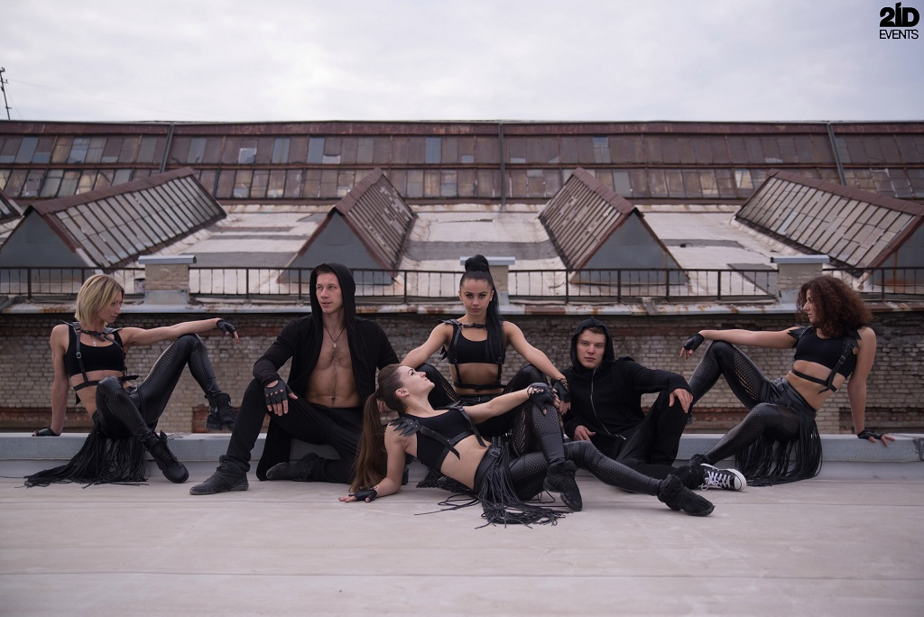 Acrodance Group for themed events