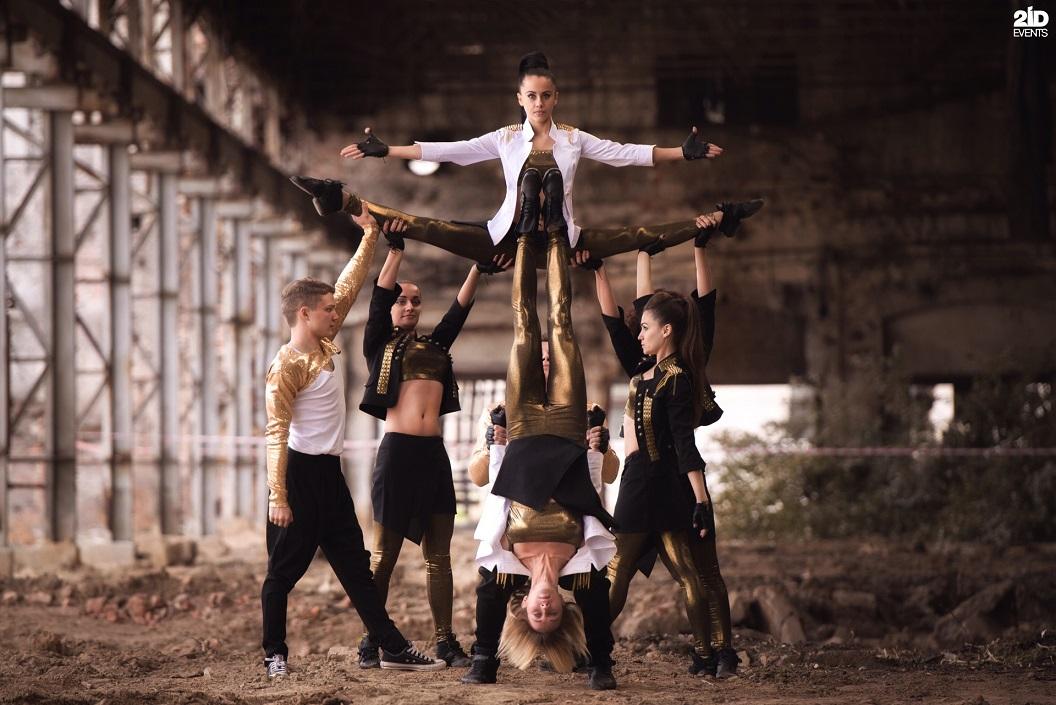 Acrodance Group for festivals