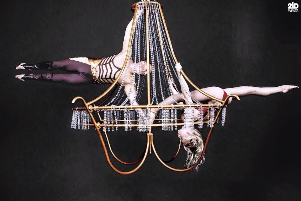 CHANDELIER ACRO DUO IN DUBAI