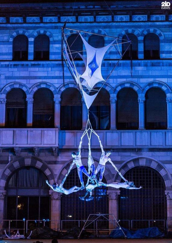 Acrobats Show for special events