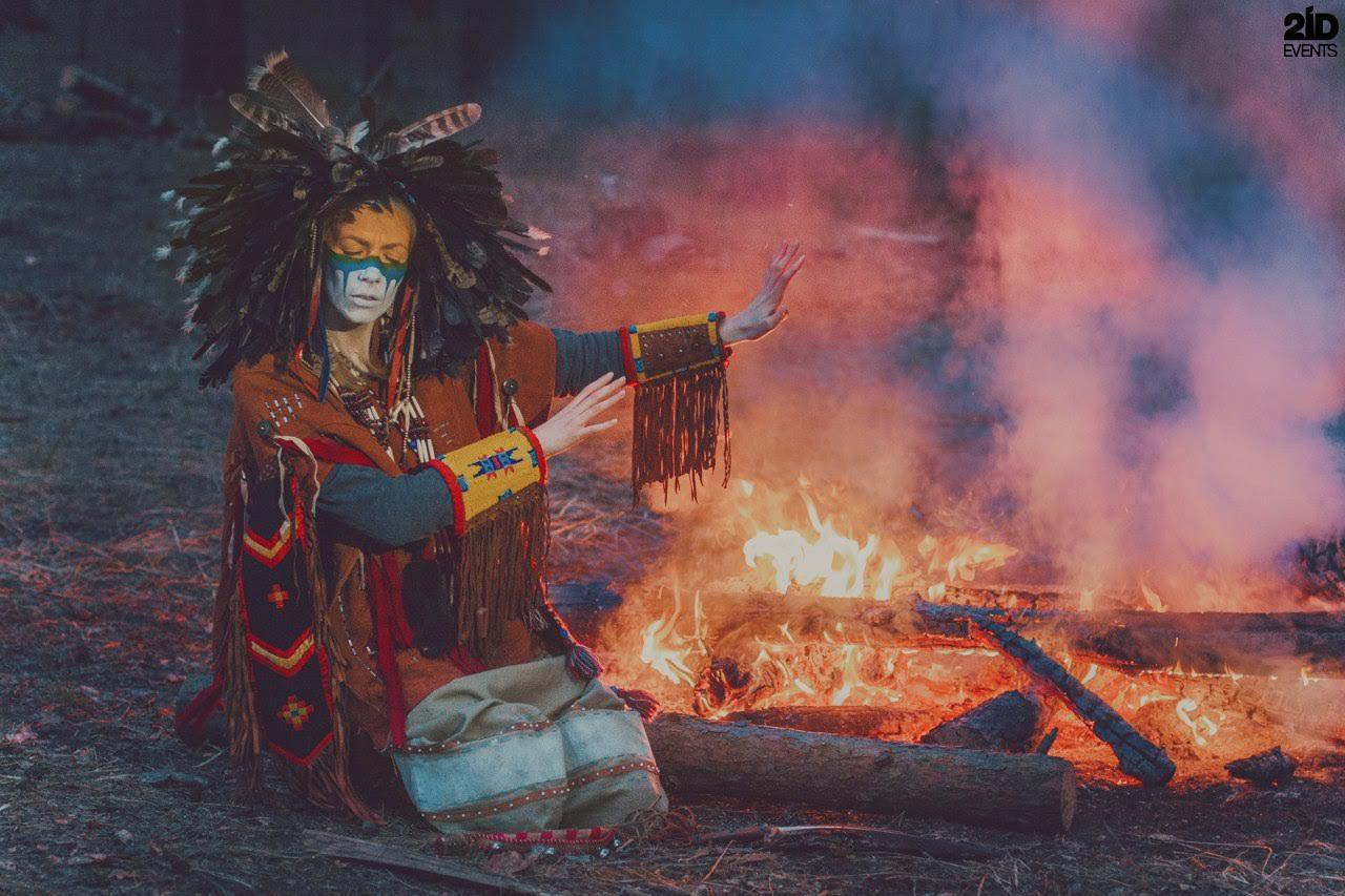 AMERICAN INDIAN SHOW FOR SPECIAL EVENTS