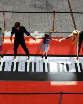 INTERACTIVE PIANO IN DUBAI