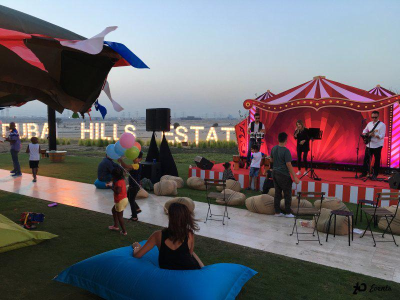 2ID - ARNIVAL THEME EVENT IN DUBAI