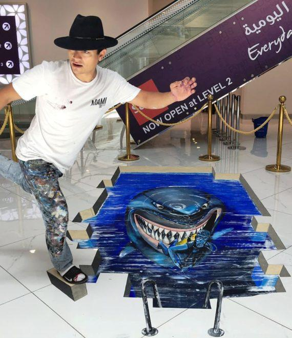 3D art in Dubai