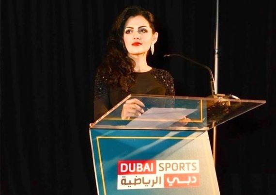 English & Arabic live events presenter in Dubai