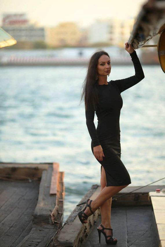 Female models in Dubai