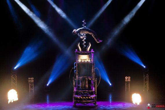 Illusion show in Dubai