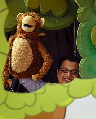 Kid`s puppet show in Dubai