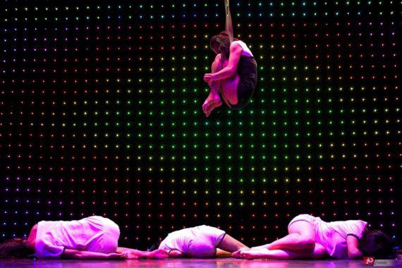 Acrodance ballet in Dubai
