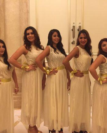 Bilingual hostesses in Dubai