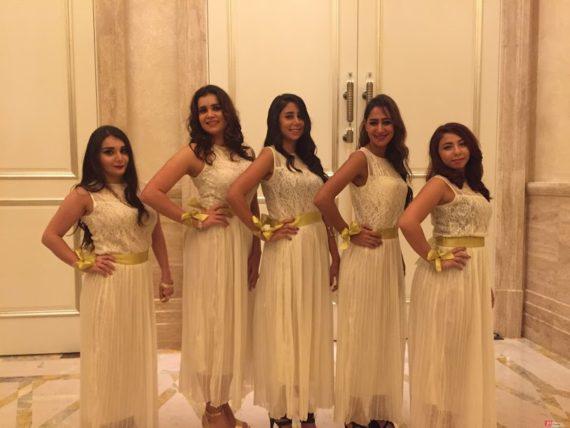 Bilingual hostesses in Dubai