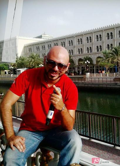 Bilingual male MC in Dubai