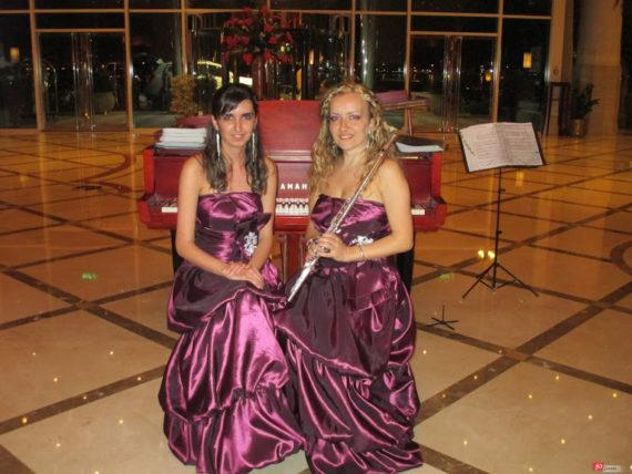Classical duo in Dubai