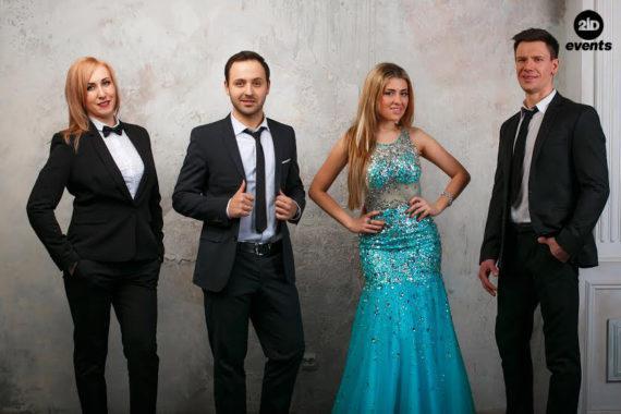 Cover quartet in the UAE