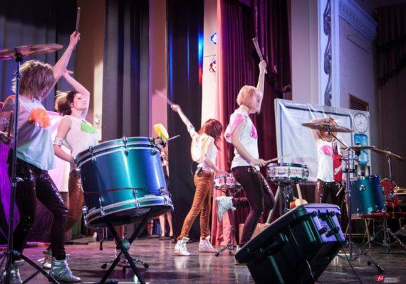 Drum band in Dubai