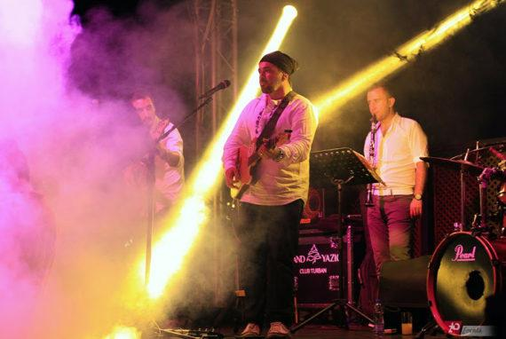 Turkish band in Dubai