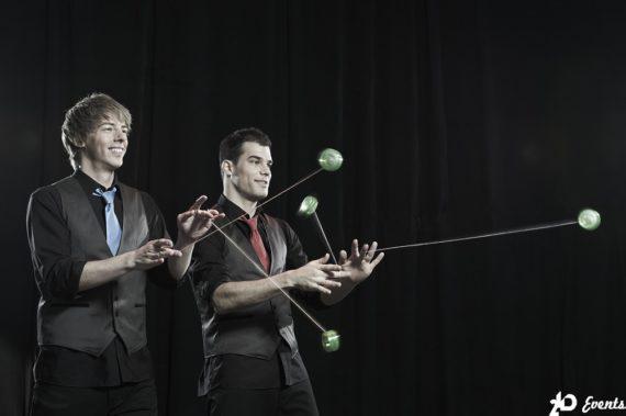 YO-YO tricks performers in Dubai