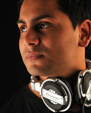 DJ Man in Dubai