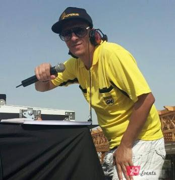 DJ Melt in Dubai