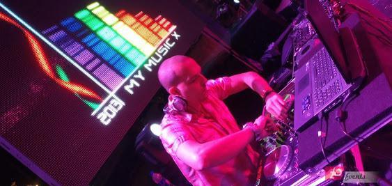 DJ Melt in Dubai