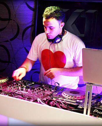 International DJ in the UAE