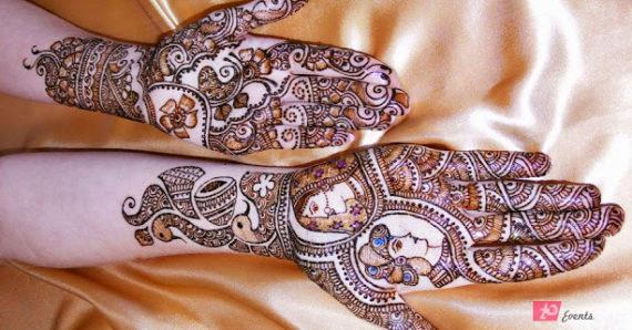 Professional henna artists in Dubai