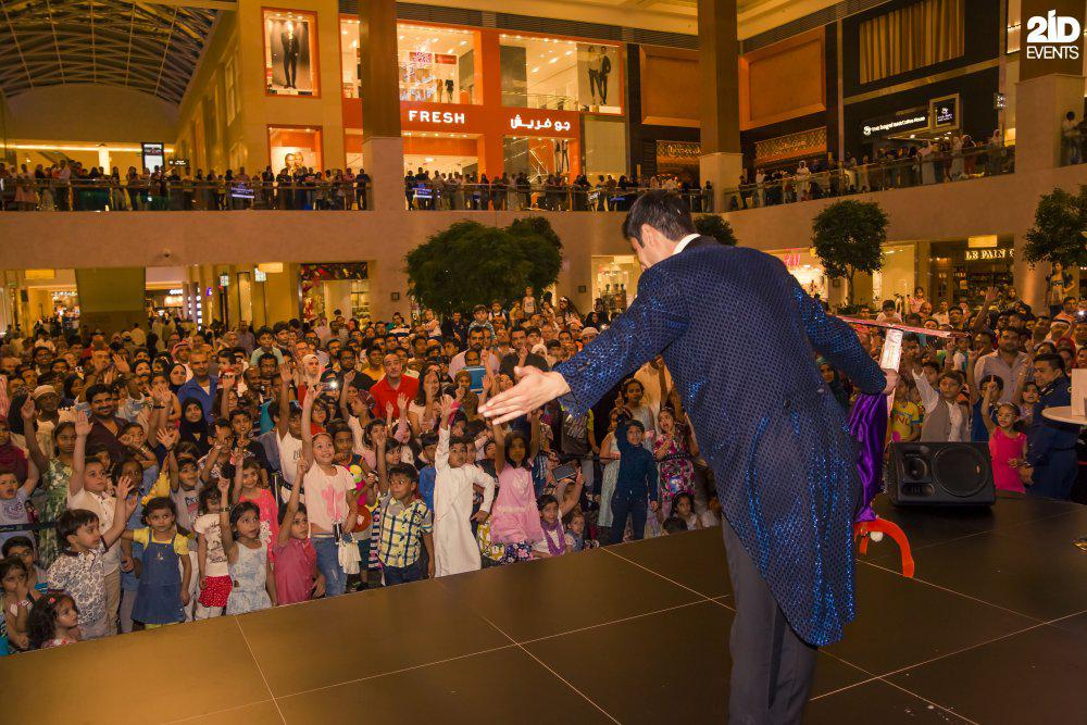 2ID - MAGICIAN FOR EID AL ADHA CELEBRATION 2016