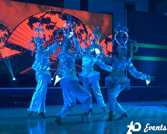 2ID - ARABIC LED FUSION DANCE FOR THE CORPORATE EVENT