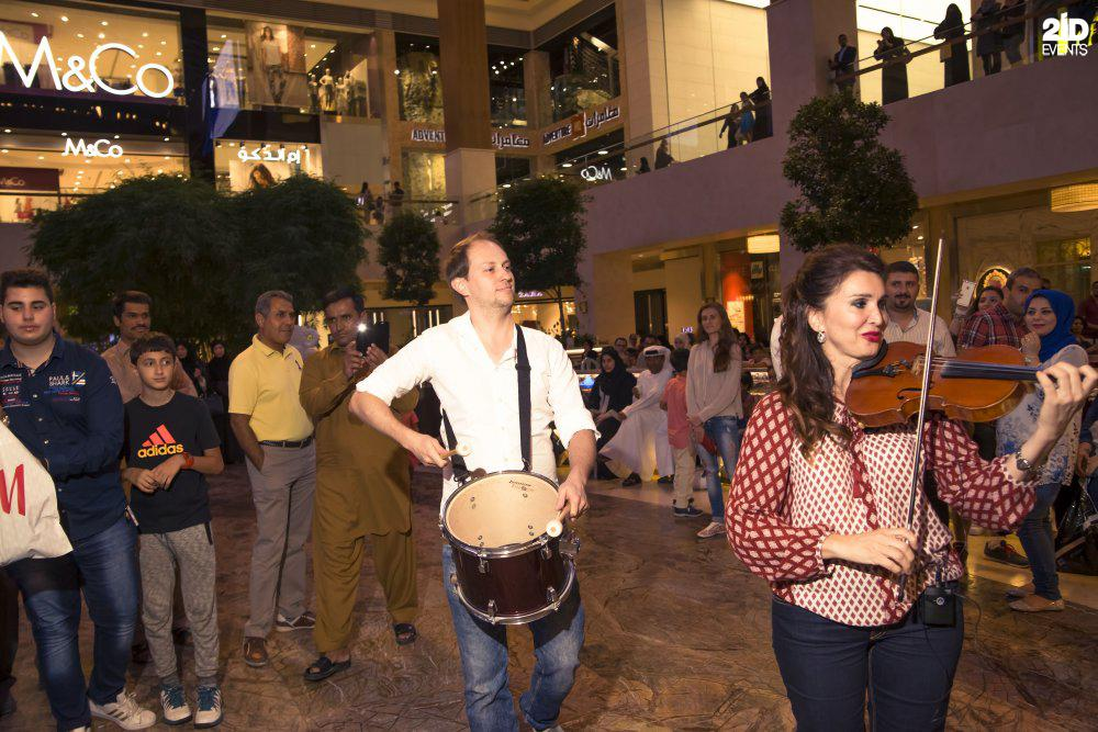 7 1 - MUSICAL FLASHMOB FOR THE EID AL ADHA CELEBRATION 2016