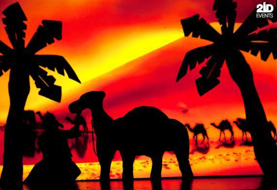 Shadow Theatre in the UAE